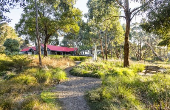 371 musk creek road flinders - garden sanctuary