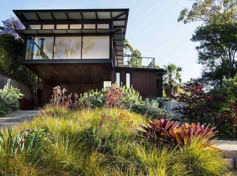 True Blue Design Ideas Native Plant, Small Australian Garden Ideas