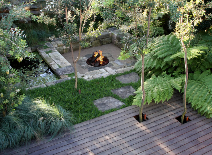 native plant project_australian garden design